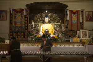 Prayer Jamyang London Buddhist Centre