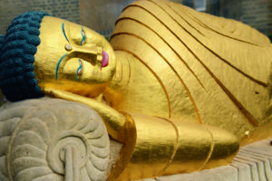 Buddha Dying Jamyang London