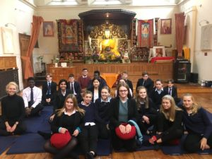 School Visit at Jamyang London