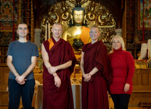 Jamyang London Buddhist Centre Team