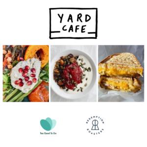 Yard Cafe | Jamyang London Buddhist Centre