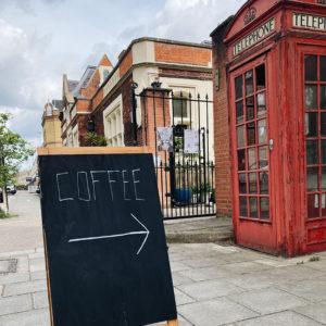 Yard Cafe - Jamyang London Buddhist Centre