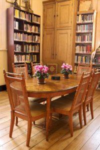 venue hire London Jamyang Buddhist Centre Library
