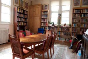 London Venue Hire - Jamyang Buddhist centre Library