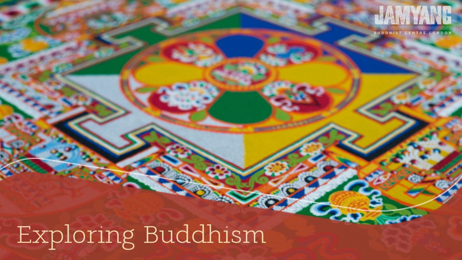 Study Buddhism FPMT Jamyang London Buddhist Centre