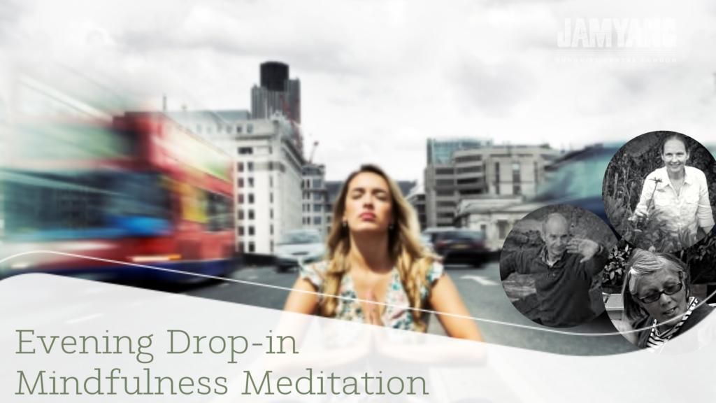 Meditation Secular, Mindfulness