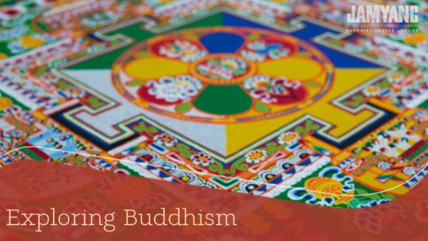 Study Buddhism FPMT Jamyang Buddhist Centre