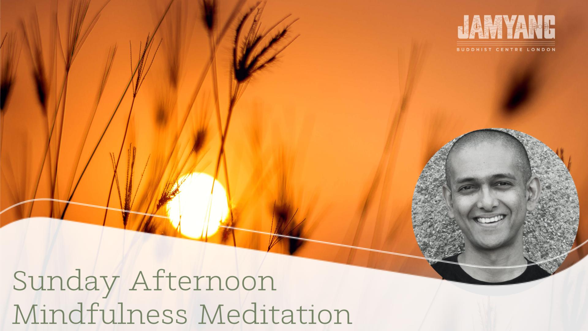 meditation sunday
